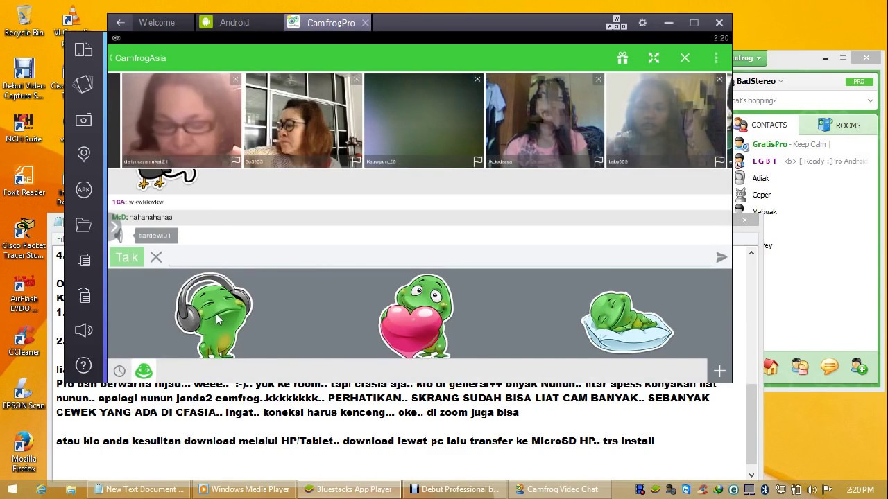 Camfrog Pro Di Android