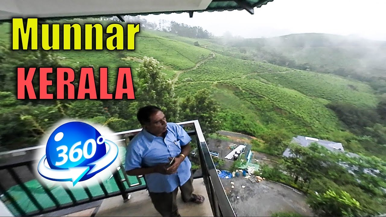 Munnar Kerala Degree Video K Incredible India YouTube - Journey through tokyo and space in this incredible 360 video