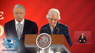 AMLO da a conocer terna para encabezar el Instituto Nacional de las Mujeres