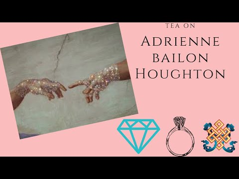 Spillin The Tea On Adrienne Bailon Houghton