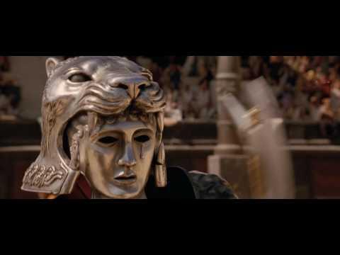 Máximo contra Tigris de la Galia, Gladiator, HD