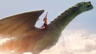 Disney's Pete's Dragon - Lindsey Stirling and Daniel Hart Music Featurette