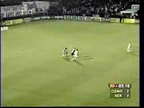Olympiakos-AEK 1-2 Rizoupoli