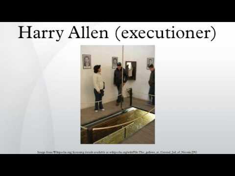 Harry Allen (executioner)