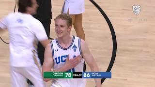 Highlights: UCLA M. Basketball Tops Oregon in Overtime