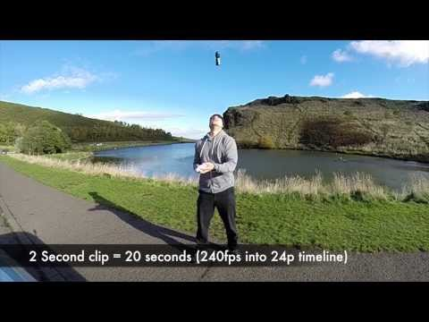 GoPro: Hero 3+ Black, Full Resolution and Frame Rate Examples
