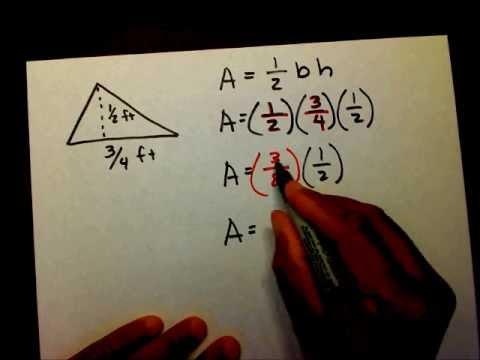 Triangle: Area