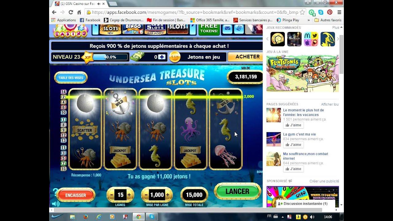 Undersea Treasure Slots
