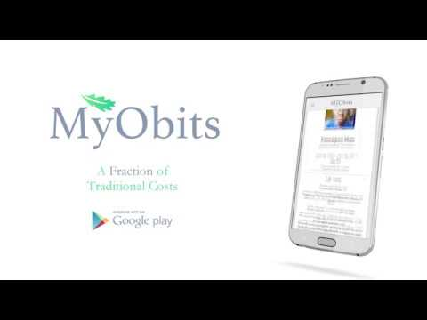 MyObits - Obituary, Memorial, and Funeral Notices - Apps on Google