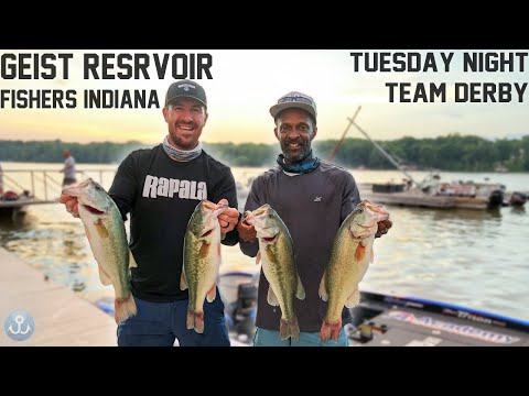 Fishing The BEST Lake In The STATE - Bass Tourney With My Old Partner