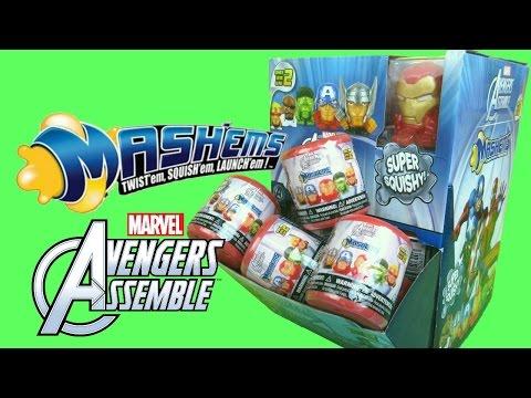 Justice League Superheros Mashems Series 1 Batman Super