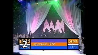 eternal stay top of the pops thursday 30th september 1993