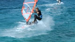 How to Jump or Pop the Board with GetWindsurfing