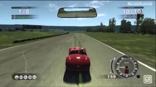 Test Drive Ferrari Racing Legends - Xbox 360 Gameplay HD