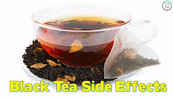 5 Black Tea Side Effects You Should Be Aware Of