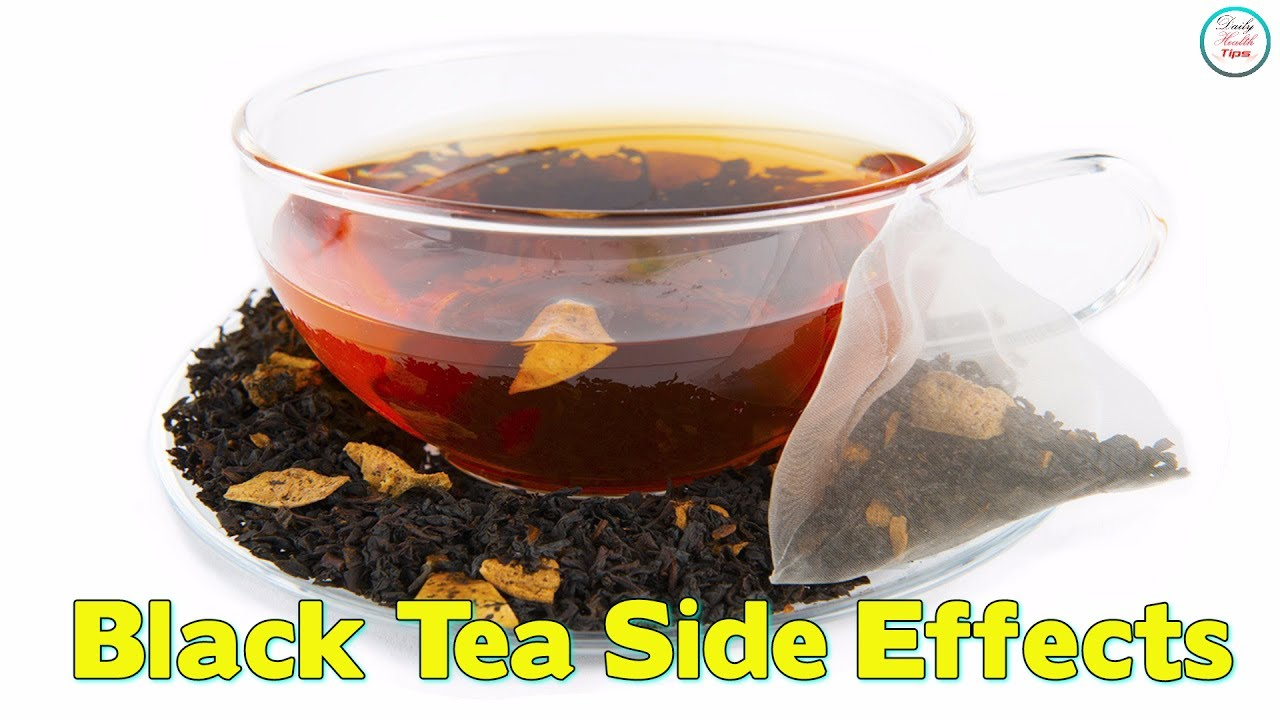 the effects of black tea on the Black tea also offers a variety of health benefits because it contains antioxidants and compounds that can help reduce inflammation in the body another randomized three-month study in 47 individuals compared the effects of traditional chinese black tea extract and a placebo on ldl levels.