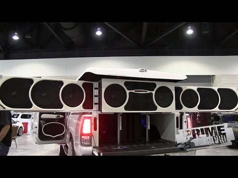 Loudest Car Audio Systems in the World