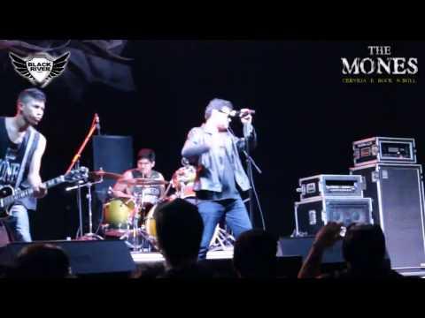 The Mones   AO VIVO Black River Rock Fest 2014 - Mark Ramone em Manaus