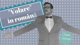 """Italianapentruromani - """"Volare"""" în Română"""