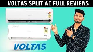 Voltas Split AC Inverter or Non-Inverter AC Full Reviews All Features Prime TV Tech