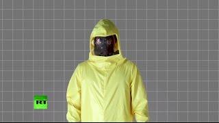 Эксперт: Защитный костюм не спасет от Эболы, если не уметь его снимать(, 2014-10-16T15:13:41.000Z)