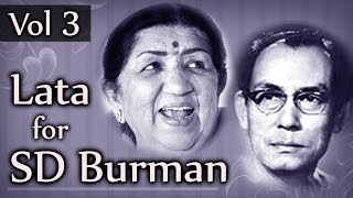 Lata Mangeshkar for S.D Burman Jukebox 3 - Top 10 Lata & S.D.Burman Songs
