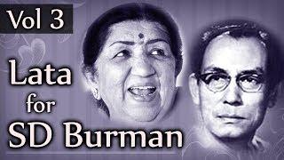 Lata Mangeshkar for S.D Burman Jukebox 3 - Top 10 Lata & S.D.Burman Songs