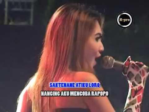 Bojo Ketikung - Nella Kharisma - Live Alon-Alon Ponorogo Jatim