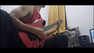 Dragonforce - Cry Thunder Cover