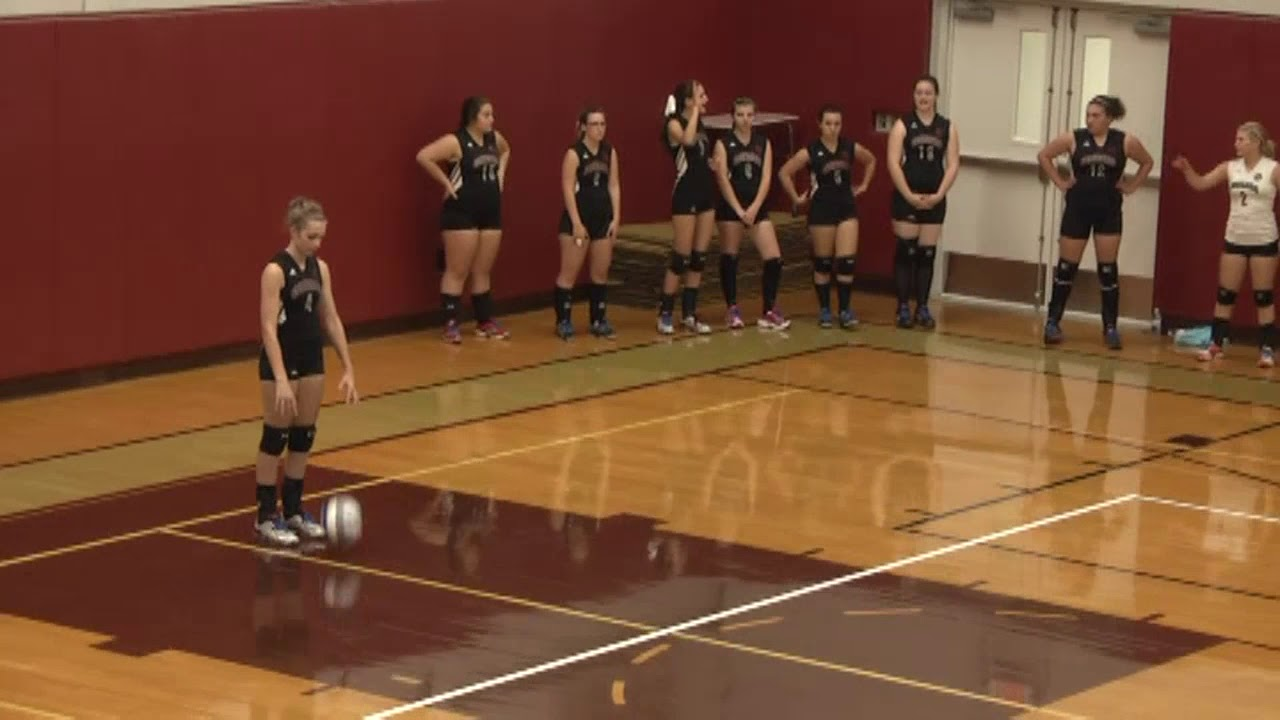 NAC - NCCS Volleyball  9-26-11