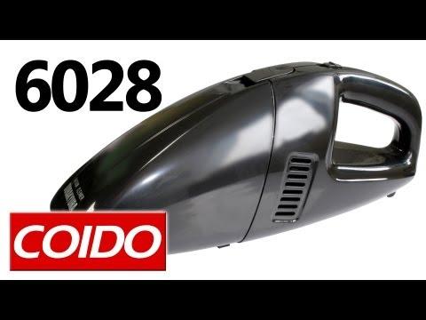 Coido 6028 — автопылесос — видео обзор 130.com.ua
