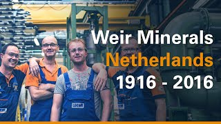 Why Weir Minerals Netherlands …