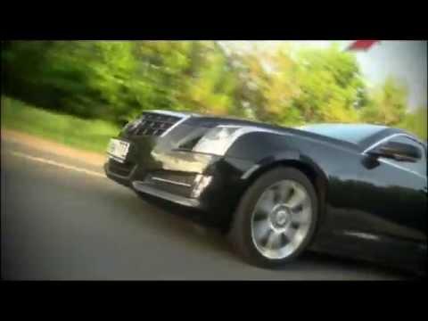 Cadillac ATS / Тест-драйв