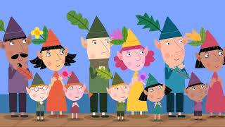 Le Petit Royaume de Ben et Holly en Français episode complet 7 - 10   Dessin animé