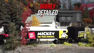 Lionel's Mickey Celebration Ready-To-Run Set