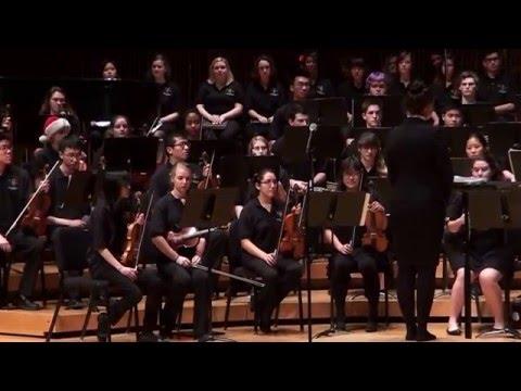 UMD GSO Concert Fall 2015