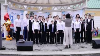 Вечный огонь + Песня наших отцов