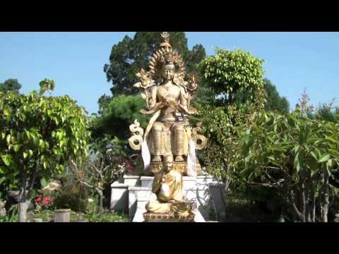 Kopan Monastery - Kathmandu-2011 [HD]