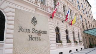Four Seasons Hotel Prague (Superior Room) 布拉格四季酒店 - 高級客房