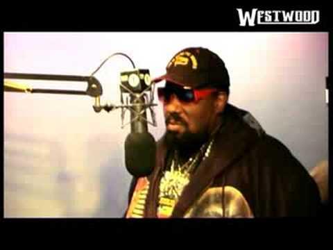 Afrika Bambaataa interview - Westwood