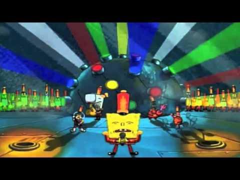 Spongebob sings Happy Pharrell Williams