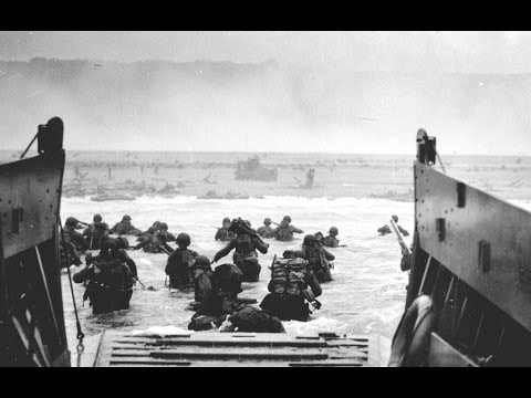 World War II D-Day Part1 Radio Broadcast 06/06/1944