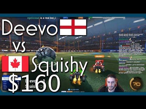 Deevo vs SquishyMuffinz | $160 1v1 Showmatch