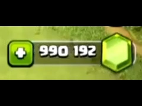 How to get unlimited FREE gems in Clash of clans! Still works August 2014!