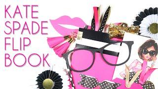 HAPPY MAIL // Kate Spade Flipbook from Sabrina Ann!