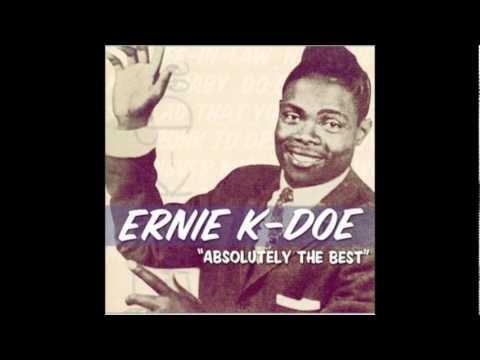 I Cried My Last Tear Ernie K Doe 1961 Minit