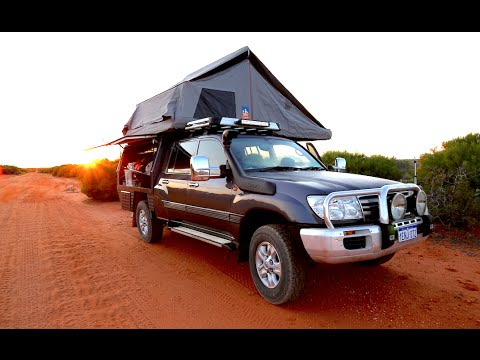 Road Trippin Western Australia (La Vaga Goes Bush) - Part 1