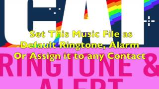 Nyan Cat Theme Ringtone and Alert