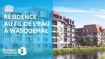 Résidence au fil de l'eau à Wasquehal | Nos programmes immobiliers neufs
