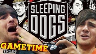 SLEEPING DOGS (Gametime w/ Smosh)